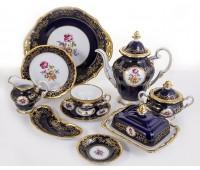 """Веймар """"Санкт Петербург 866"""" сервиз чайный на 6 персон 30 предметов"""