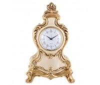 Золото Греции Кремовые часы 38/24 см