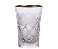 Арнштадт Palais Sunrose Gold набор стаканов 60 мл 6 штук