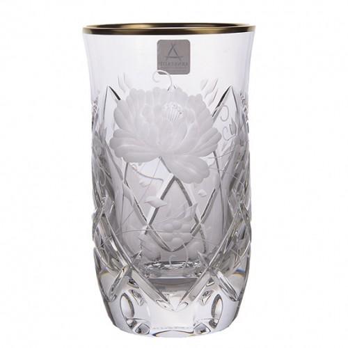 Арнштадт Palais Sunrose Gold набор стаканов 300 мл 6 штук