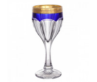 Сафари Синие набор бокалов 290мл из 6ти штук