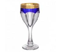 Сафари Синие набор бокалов 190мл из 6ти штук