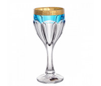 Сафари Бирюза набор бокалов 190мл из 6ти штук