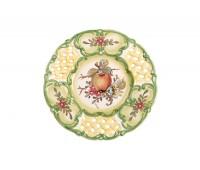 Яблочко тарелка настенная 28см