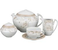 MZ Скарабей чайный сервиз на 6 персон 15 предметов