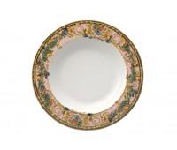 """Rosenthal Versace """"Ле Жардин Версаче"""" тарелка 22см глубокая"""