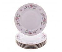 Бернадотт Дикая Роза набор тарелок 21см закусочных 6 штук