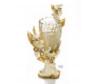 Cevik Group Амбр Кремовые Цветы ваза для цветов 56см