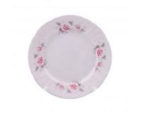 Бернадотт Роза Серая Платина набор тарелок 17см десертных 6шт