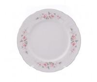 Бернадотт Роза Серая Платина набор тарелок 21см закусочных 6шт