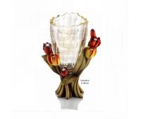 Cevik Group Тюльпаны ваза для цветов 41см