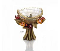 Cevik Group Тюльпаны ваза для фруктов 32см