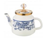 Agness Gzhel чайник заварочный 1 л