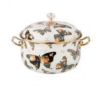 Agness Butterfly кастрюля 3,8л, диаметром 20 см