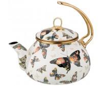 Agness Butterfly чайник для кипячения 2,2л