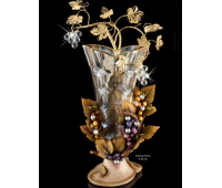 Cevik Group Виноград Цветной ваза для цветов 65см