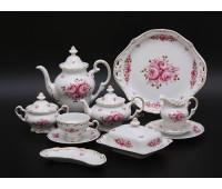 """Веймар """"101 Роза"""" сервиз чайный на 12 персон 55 предметов"""