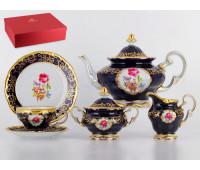 """Веймар """"Санкт Петербург 866"""" сервиз чайный на 6 персон 21 предмет в подарочной упаковке"""